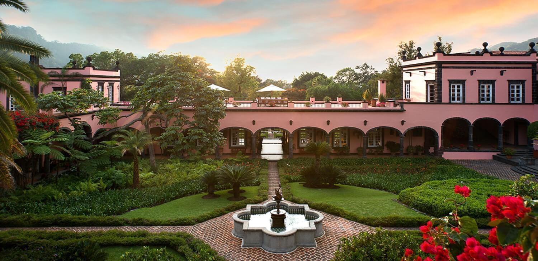 El Quetzal Suite at Hacienda de San Antonio