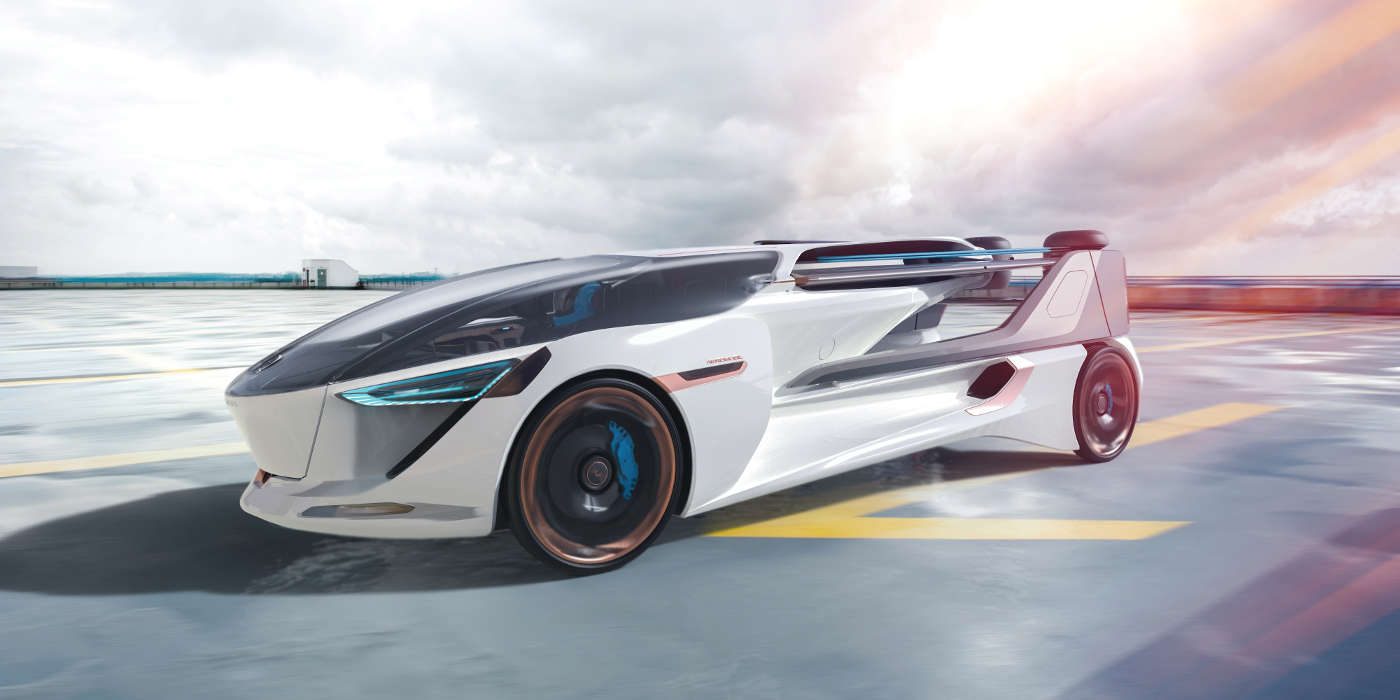 Real Flying Cars The Future Of Urban Travel Signature Luxury
