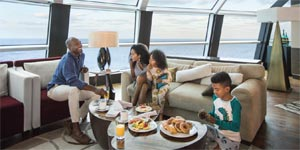 Celebrity Cruises - multigenerational travel