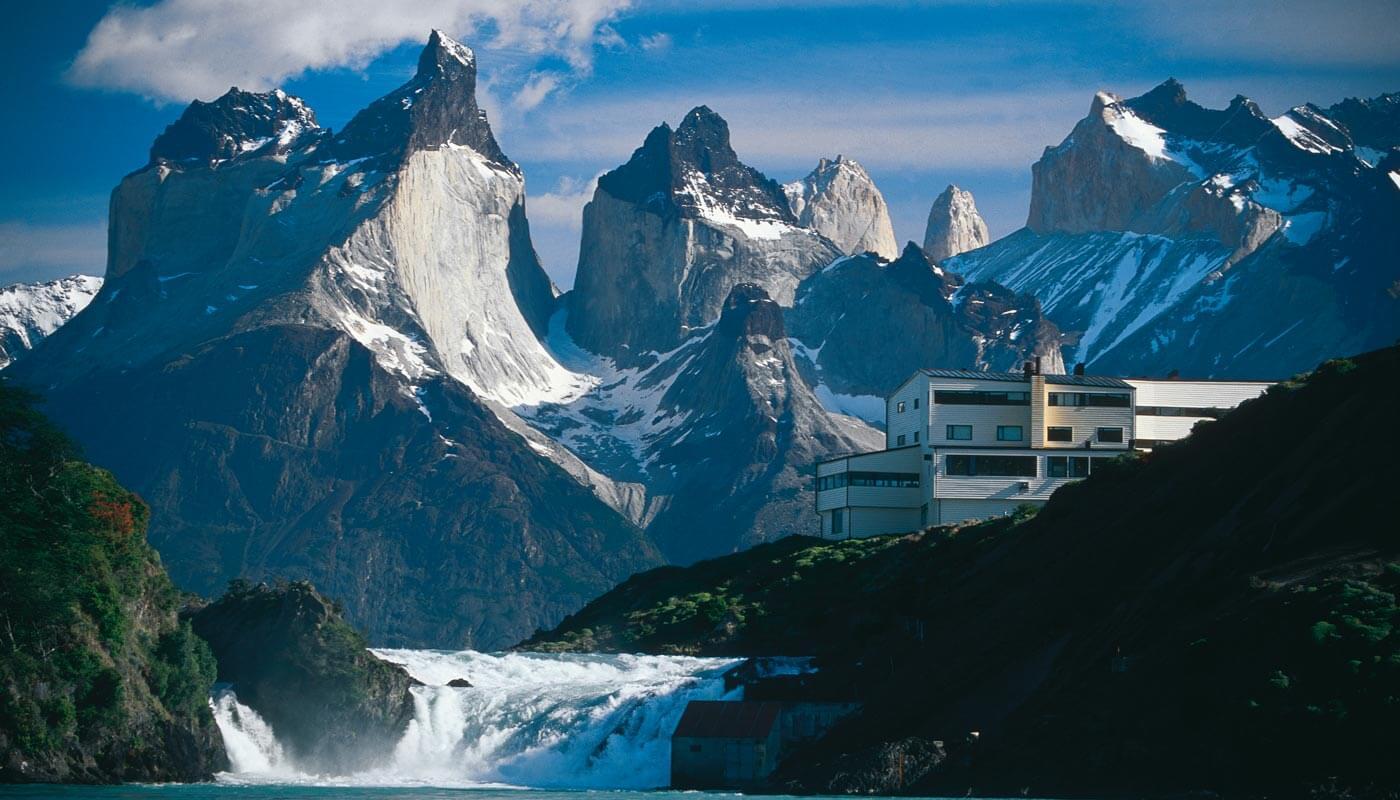 Explora Patagonia, remote hotel