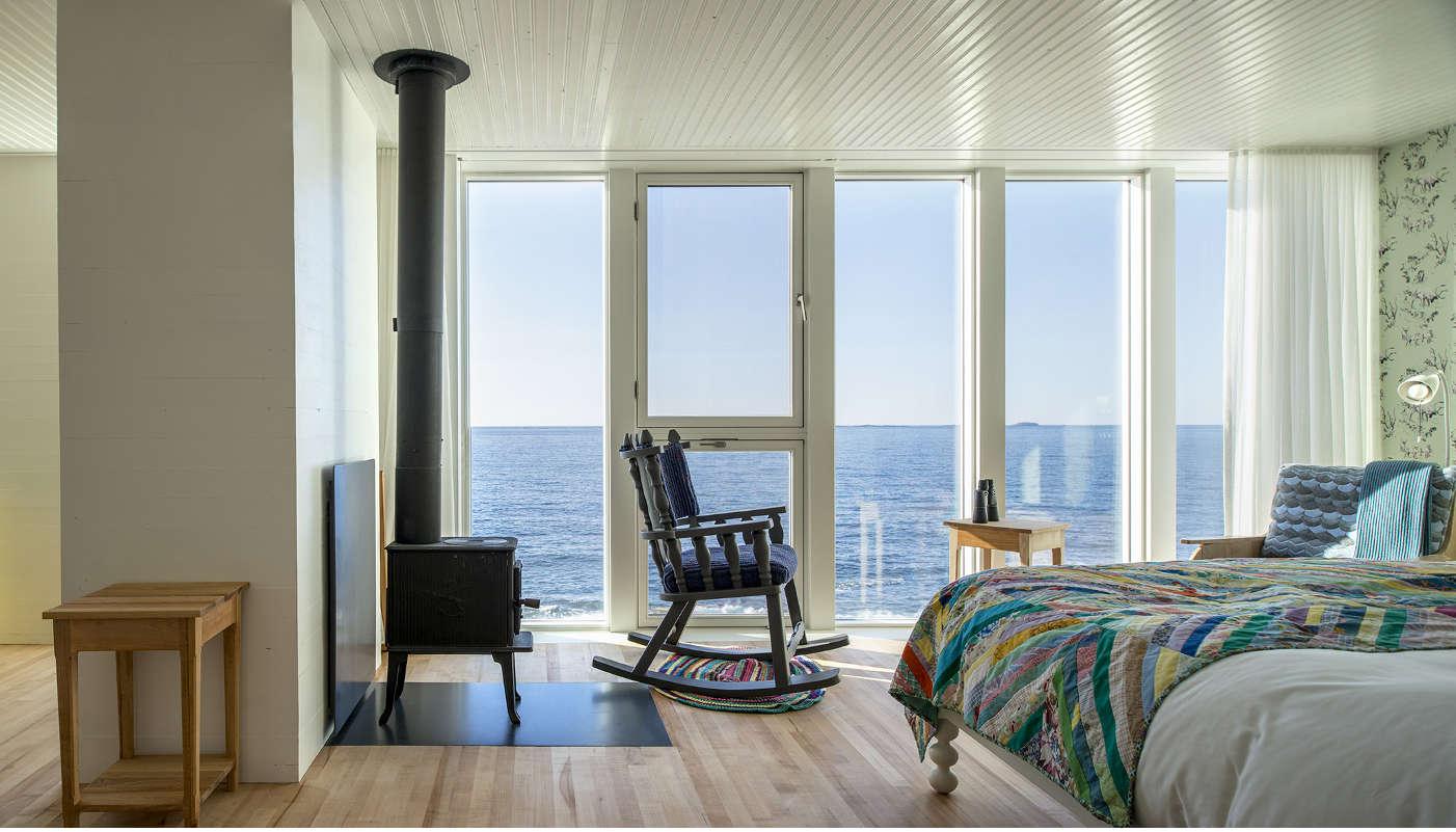 Fogo Island - Remote hotels