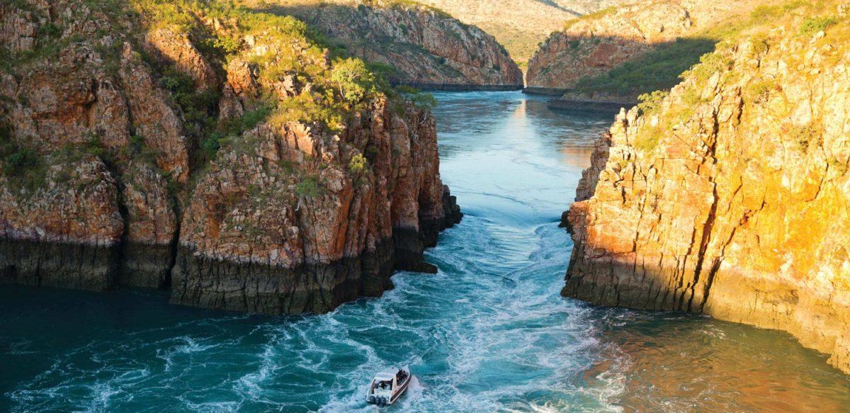 Outback Spirit boat
