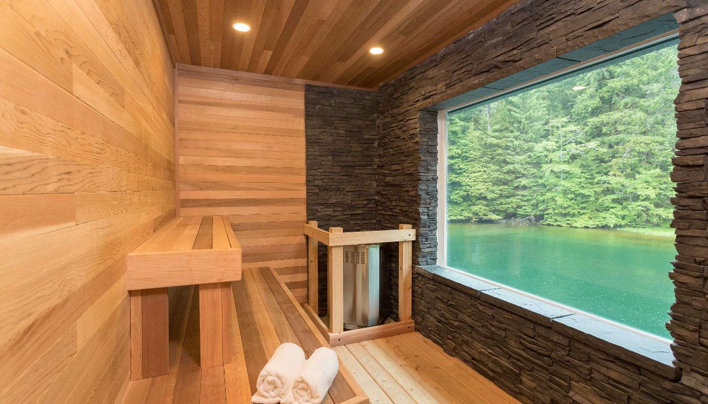 OceanHouse - Sauna