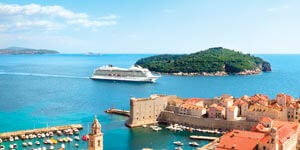Viking Ocean Cruises - Large ships
