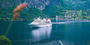 Windstar Cruises - Boutique ships
