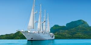 Windstar - Tall ships