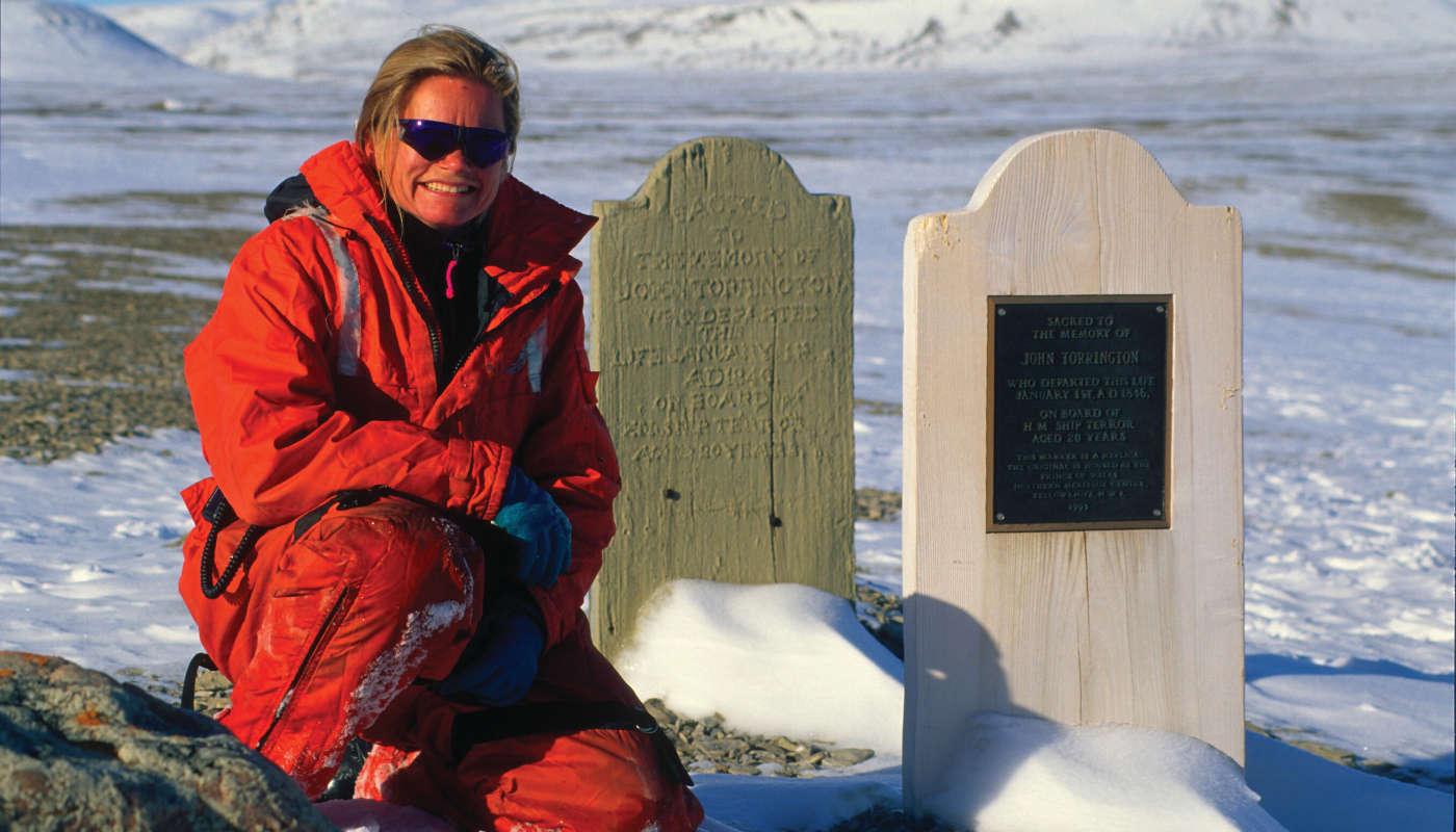 Sunniva Sorby polar latitudes