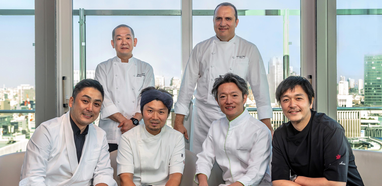 The Peninsula Tokyo introduces Peter x Artisan Chefs of Japan