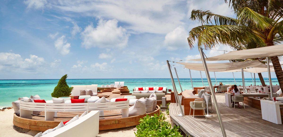 Beach Rouge at LUX South Ari Atoll