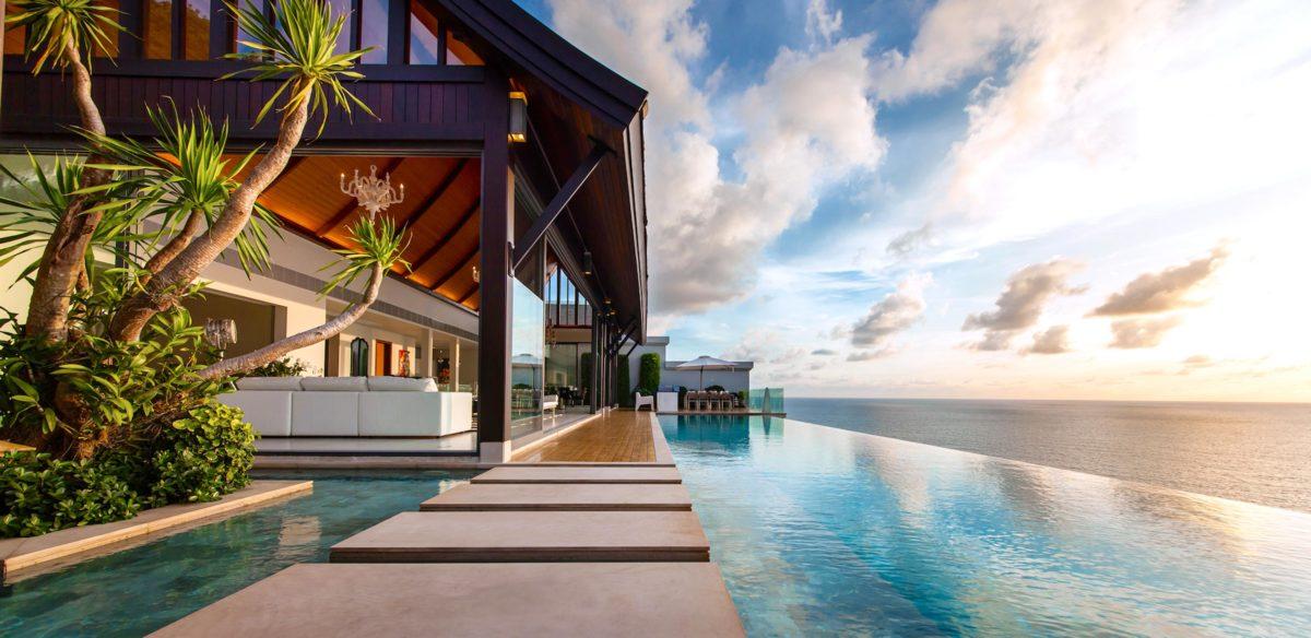 Villa Paradiso Naithon Beach Phuket