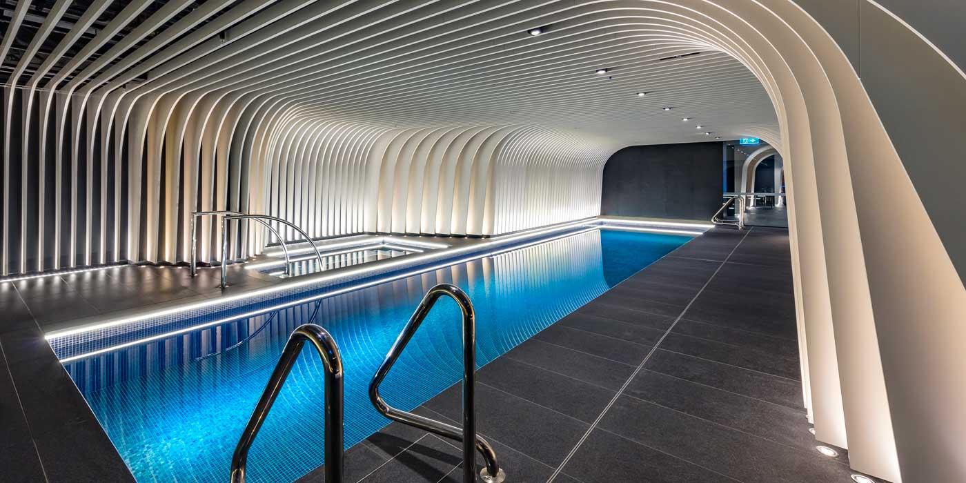 SKY Suites Sydney pool