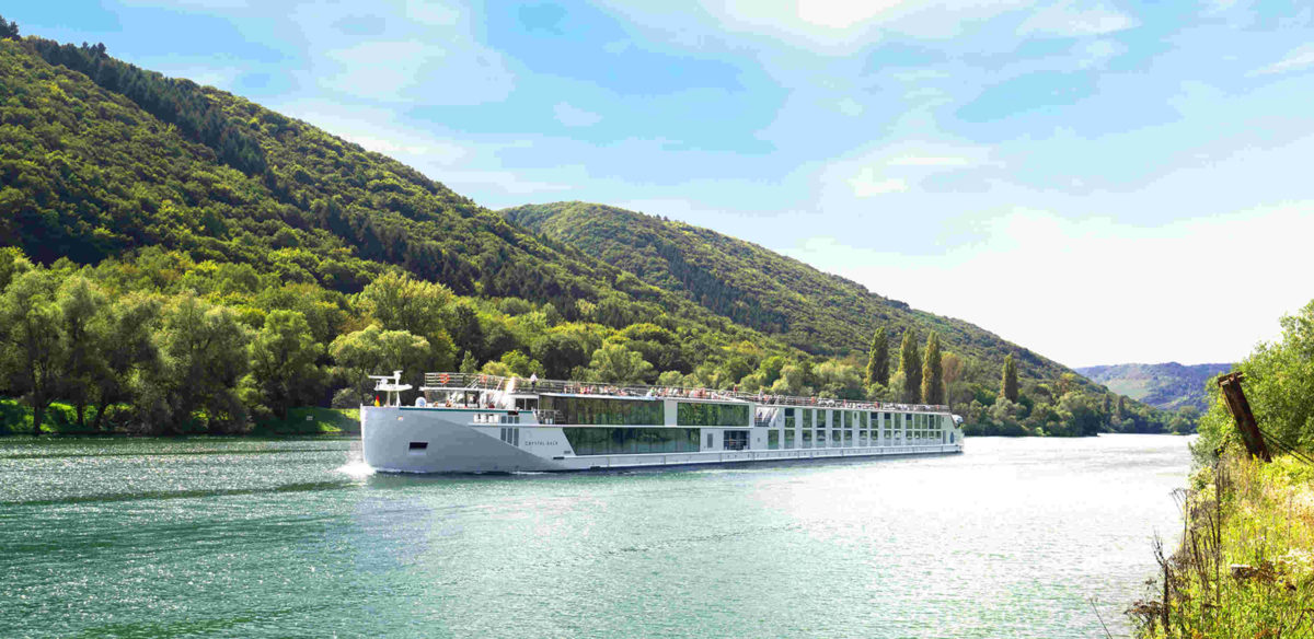Crystal Bach boutique river cruising