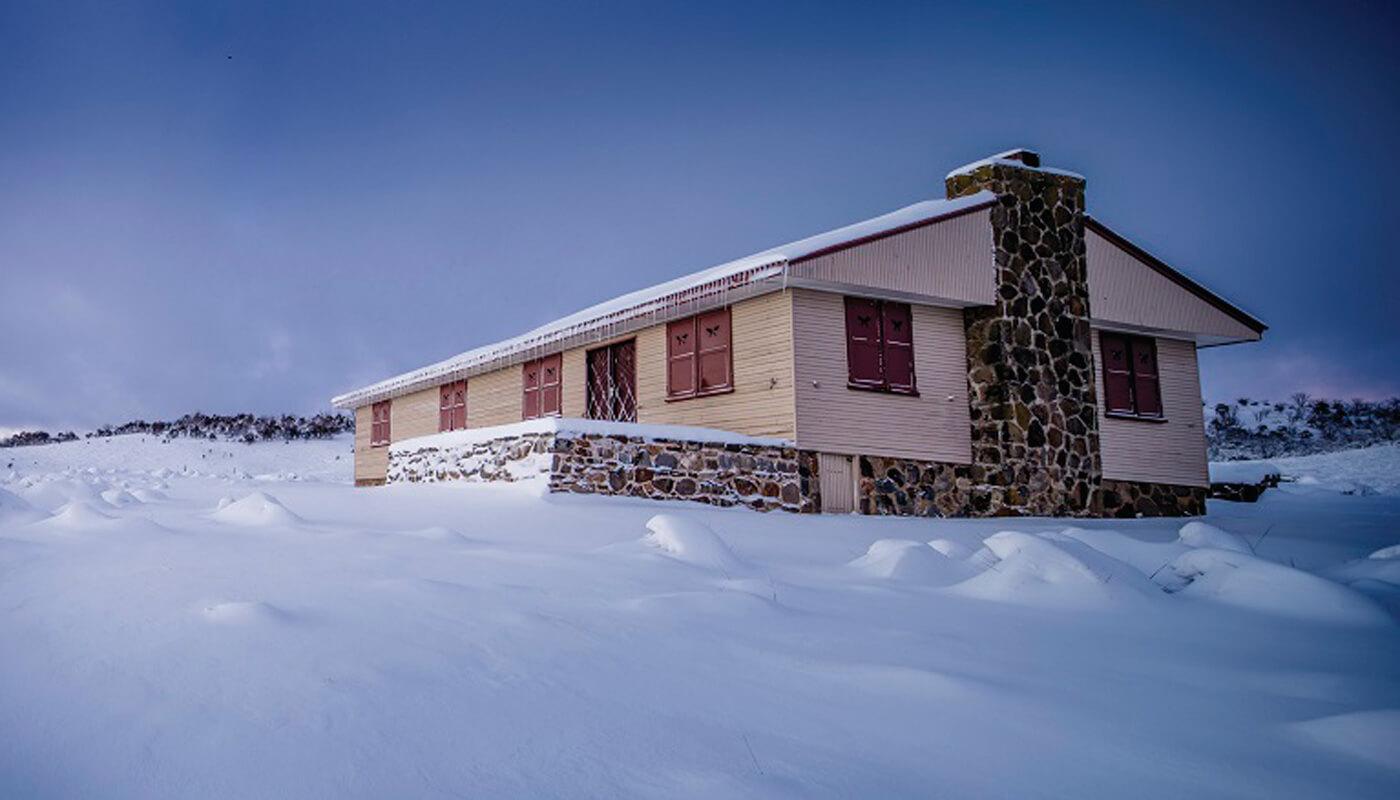 Wolgal Hut, Kiandra