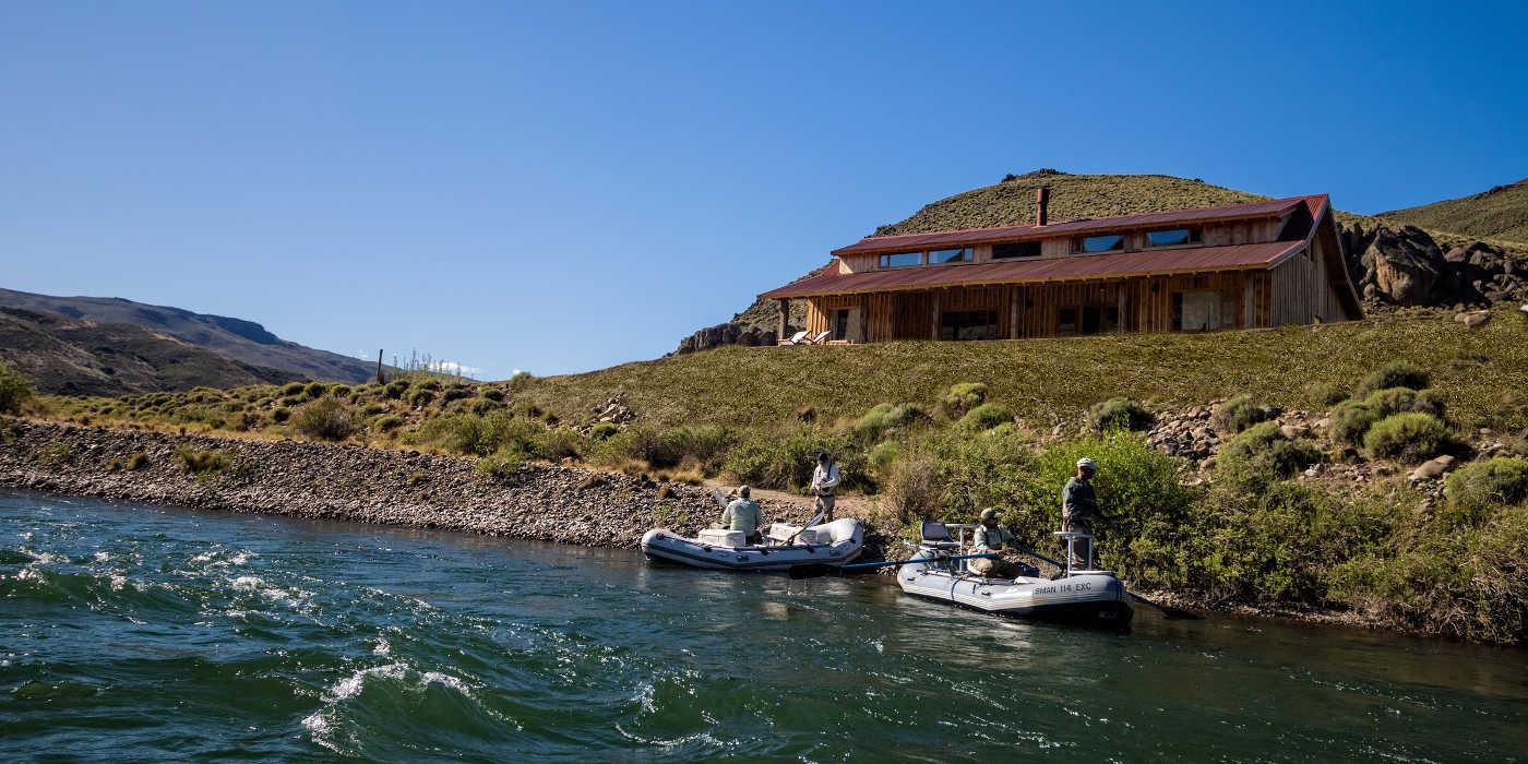 Alumine River Lodge