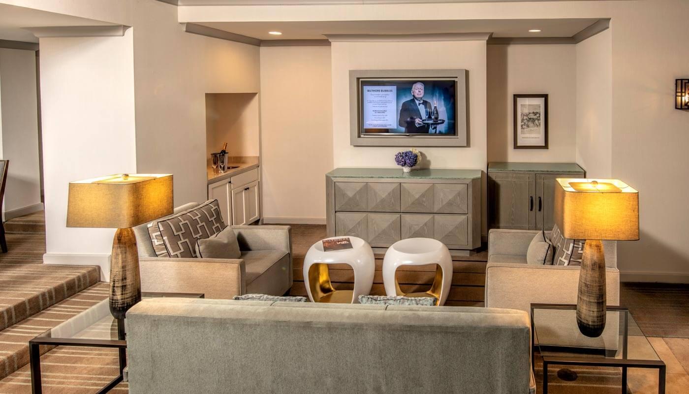 Arizona Biltmore Presidential Suite