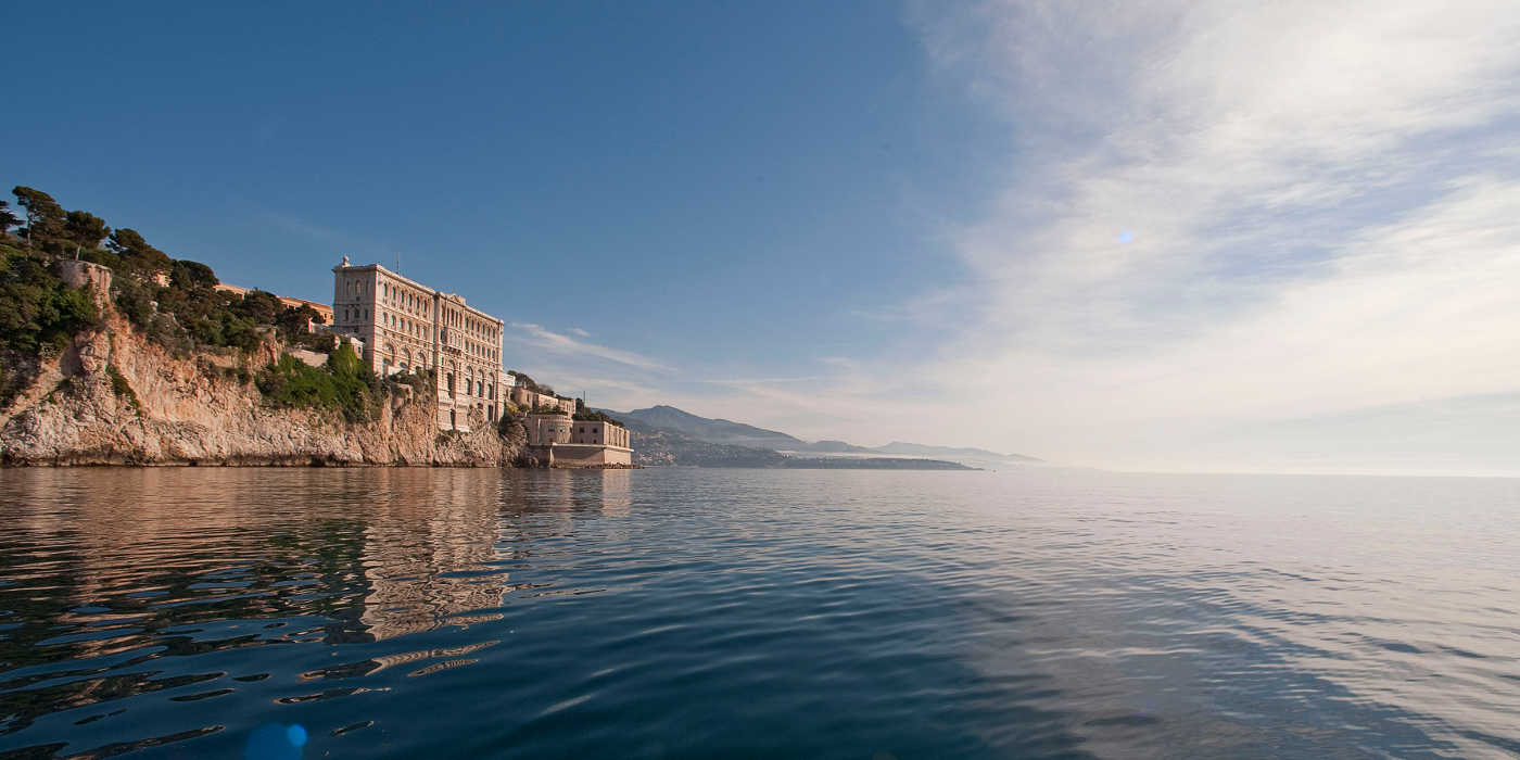 Oceanographic Museum of Monaco © M. Dagnino