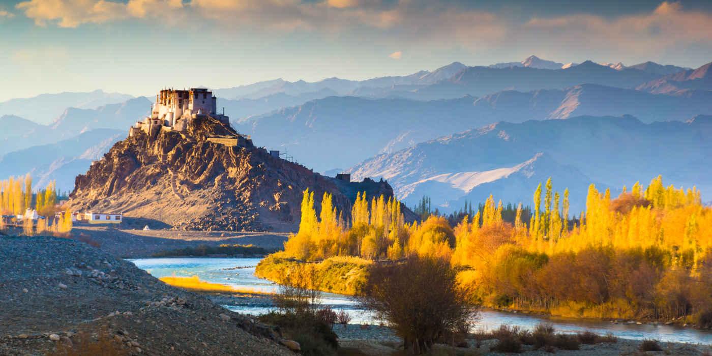 Stakna Monastery © primeimages via iStockphoto.com