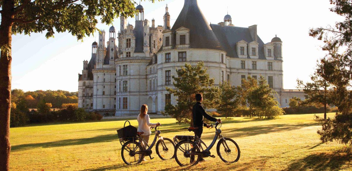Cycling Le Relais de Chambord