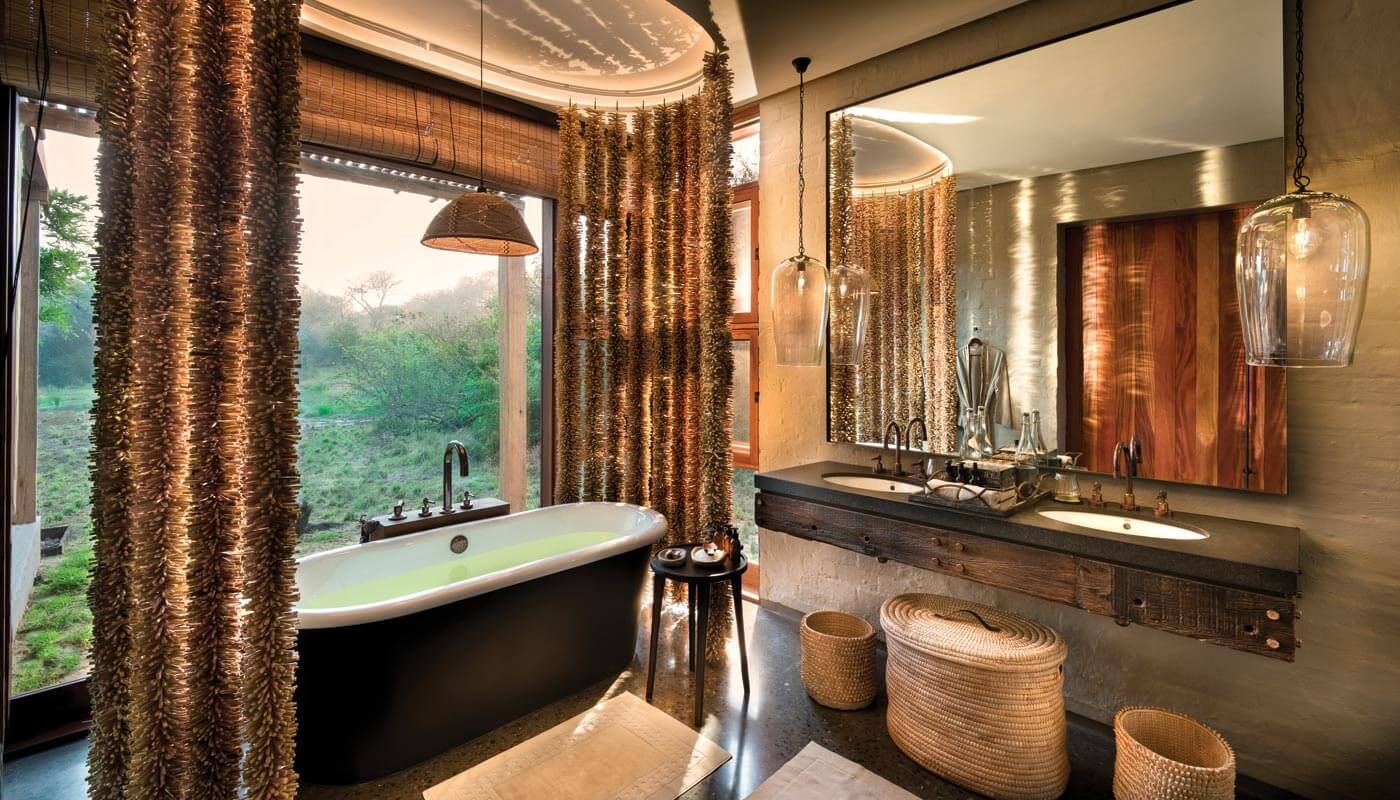 andBeyond Phinda Homestead - Suites batroom