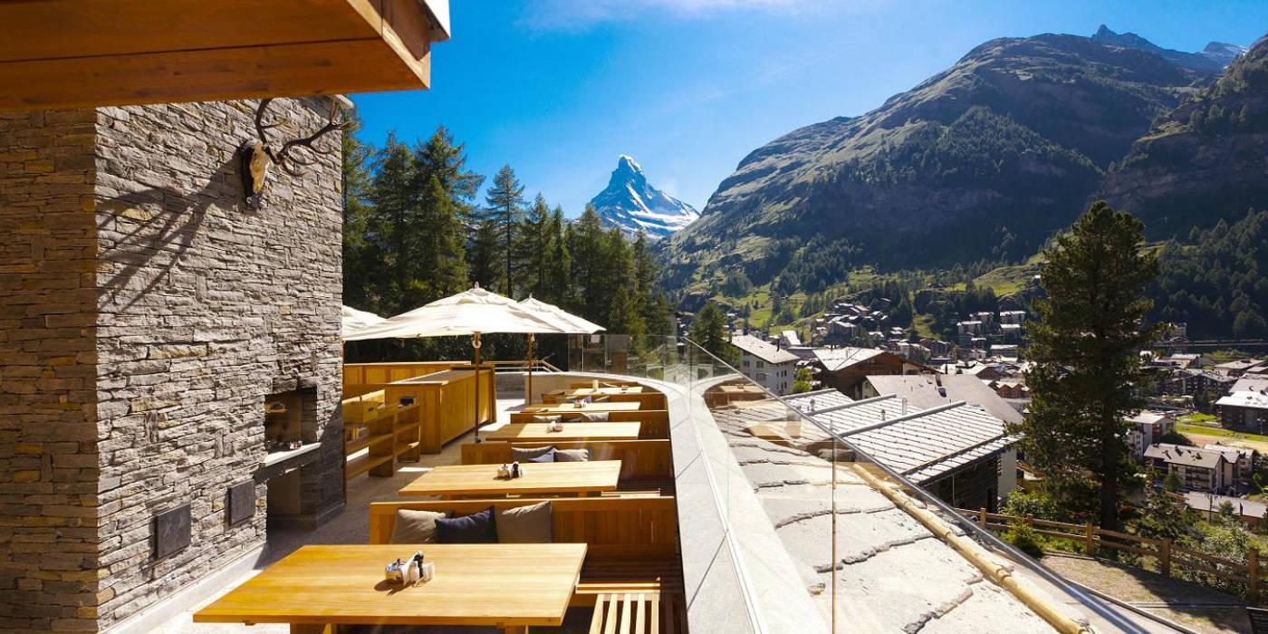 hotel cervo swiss alps