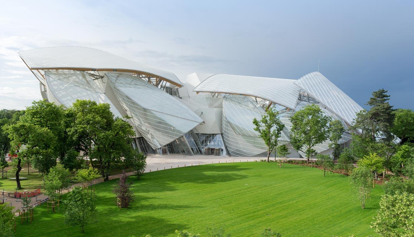 Fondation Louise Vuitton