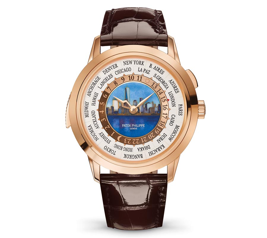 Reference 5531 World Time Minute Repeater