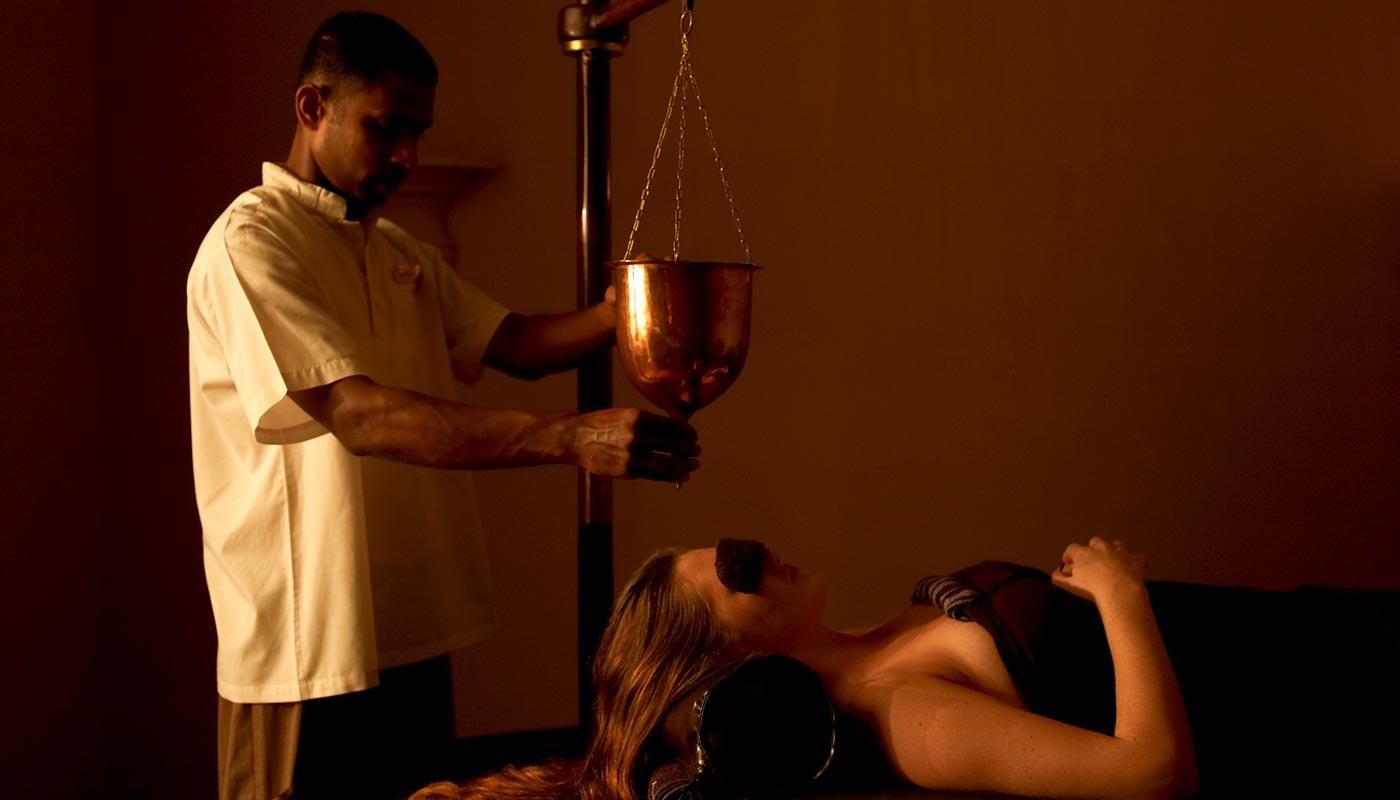Spa Ayurvedic Treatment at Amangalla