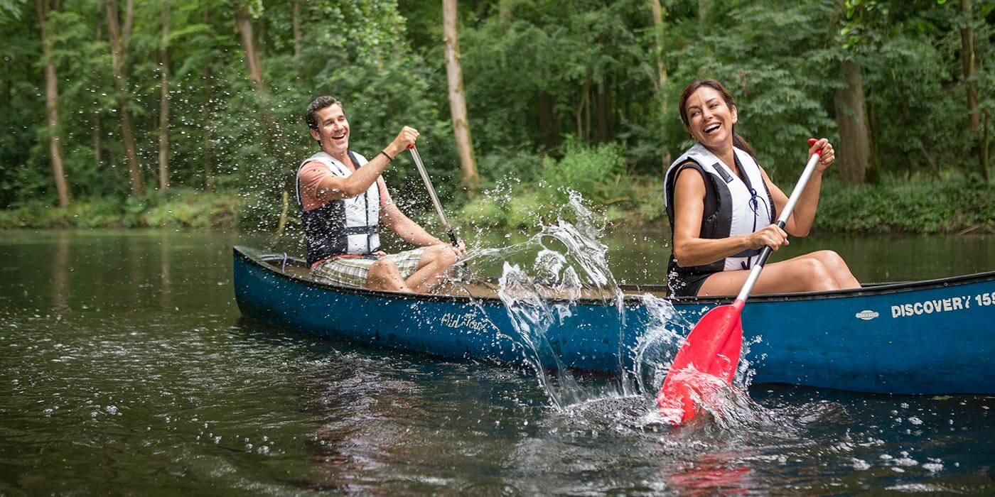 Avalon excursion, canoeing
