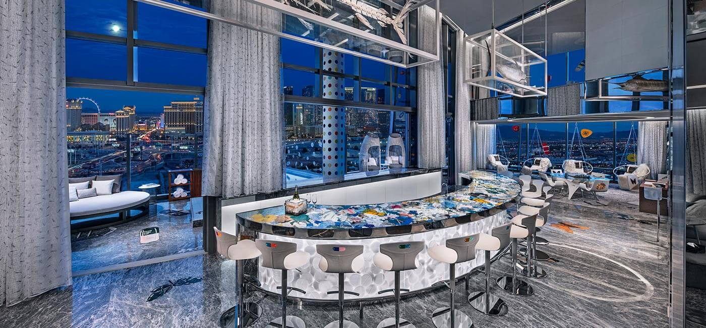 Bar, Palms Casino Resort