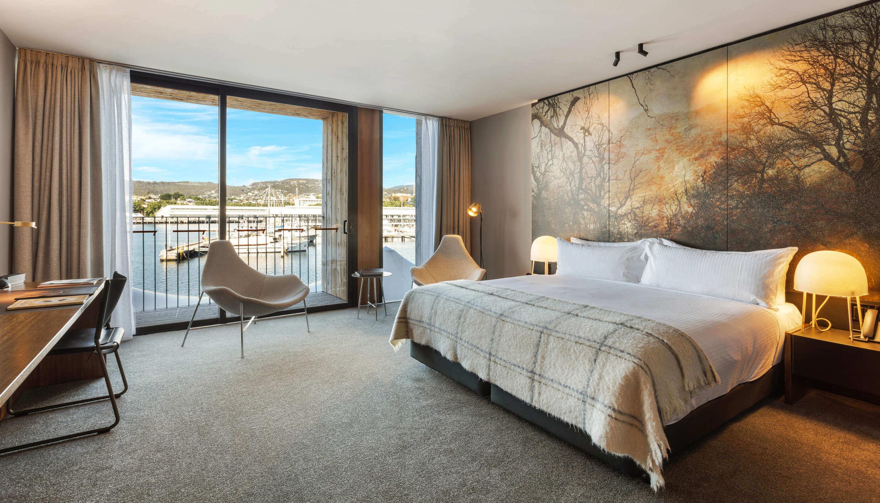 MACq 01 Hobart accommodation