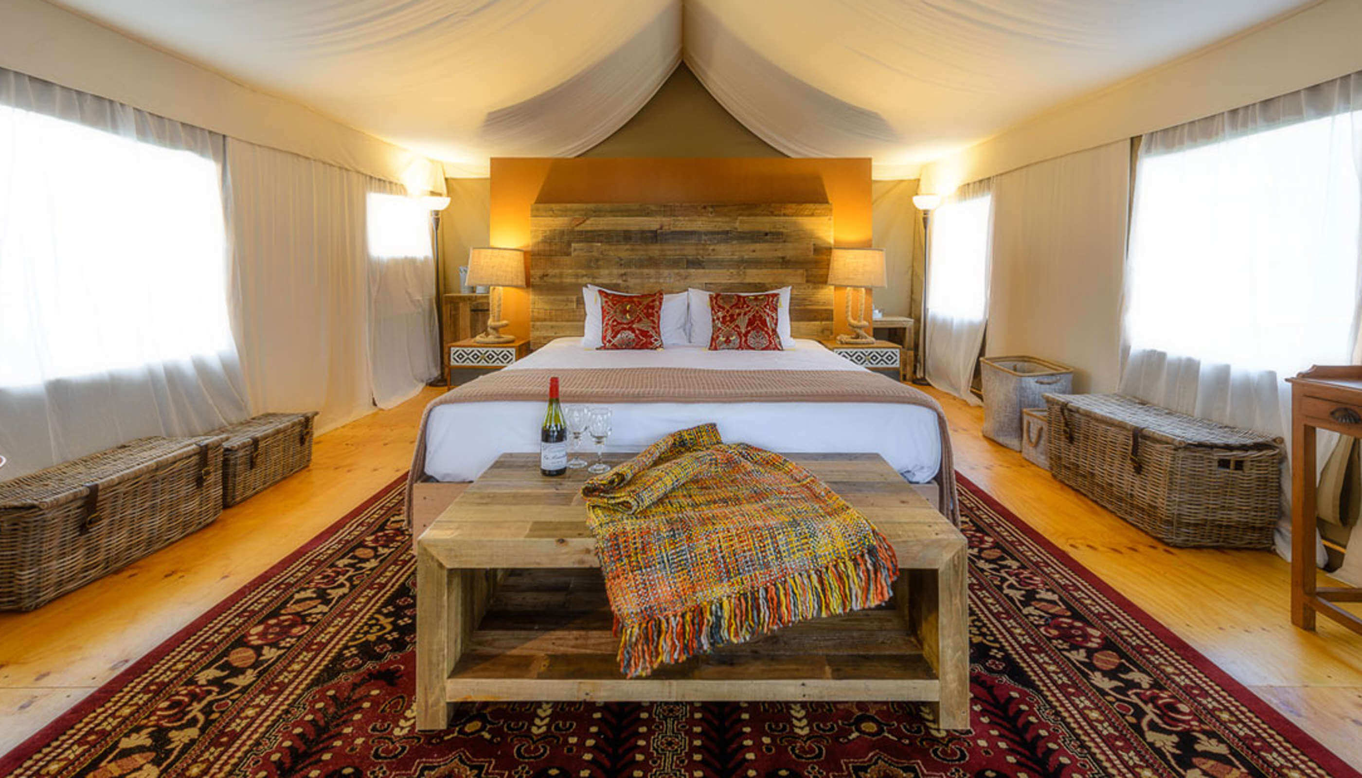 Truffle Lodge Tent