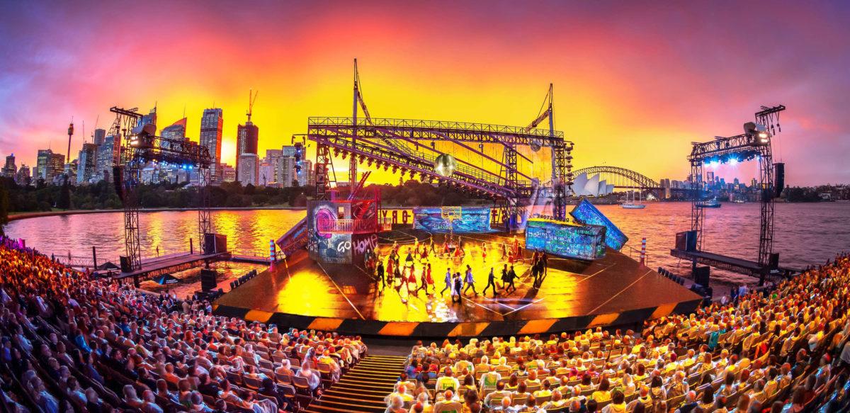 West Side Story Handa Opera