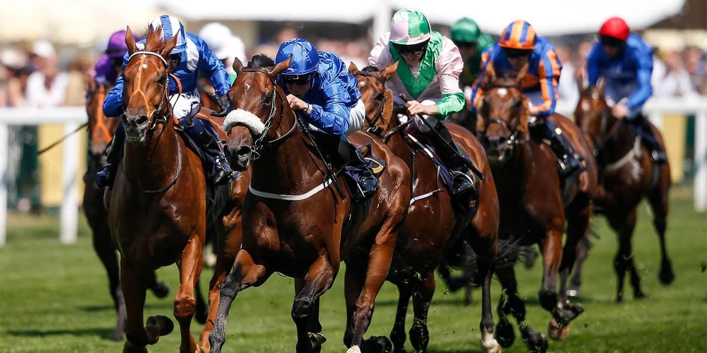 Race at the Royal Ascot