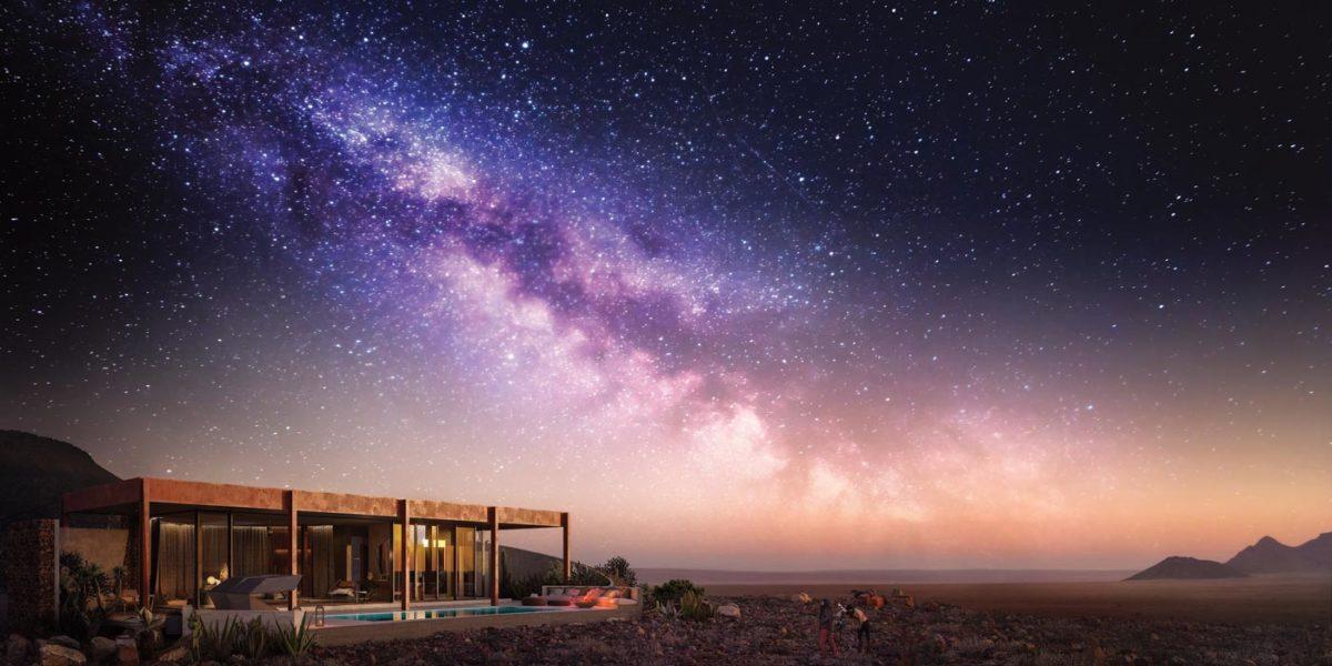 andBeyond Sossusvlei Desert Lodge