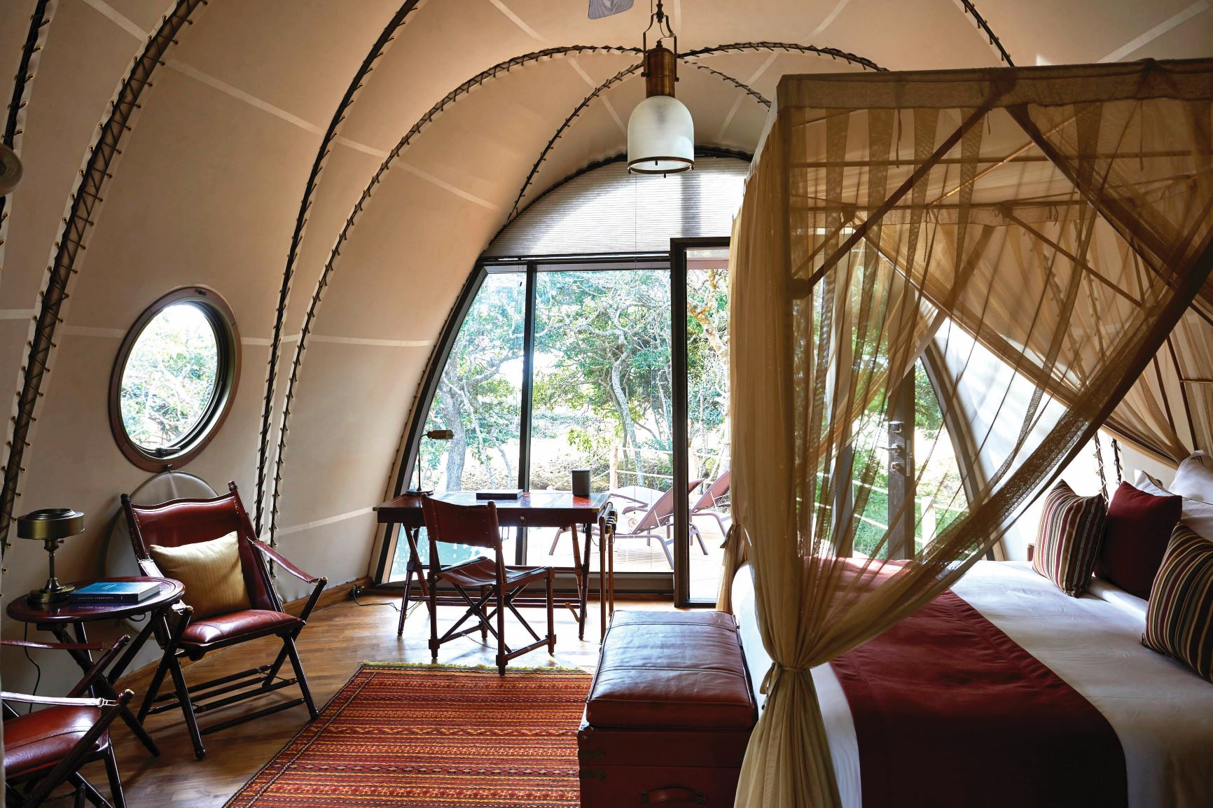 Wild Coast Tented Lodge, Sri Lanka