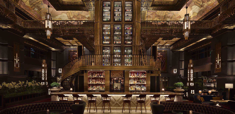 Amazing bars