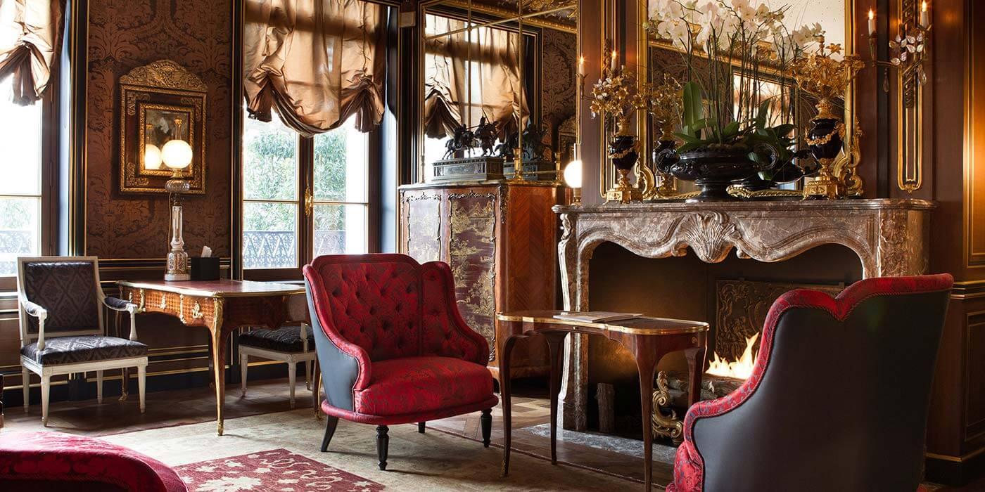 La Reserve Paris Louis XV