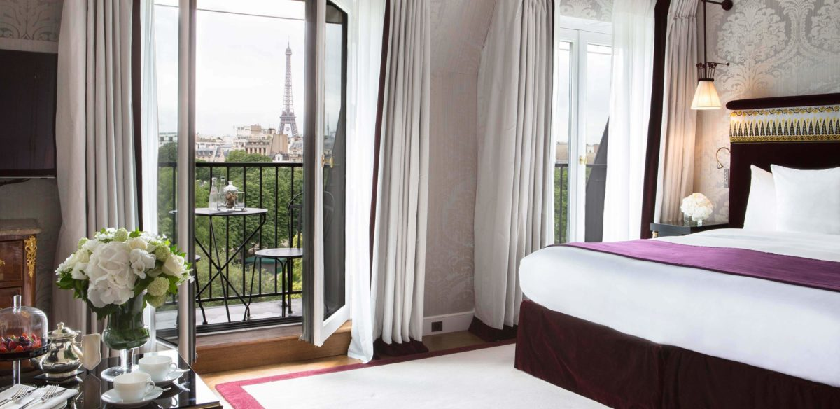 La Reserve Paris Premier Junior Suite