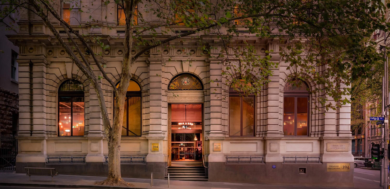Treasury on Collins, Melbourne