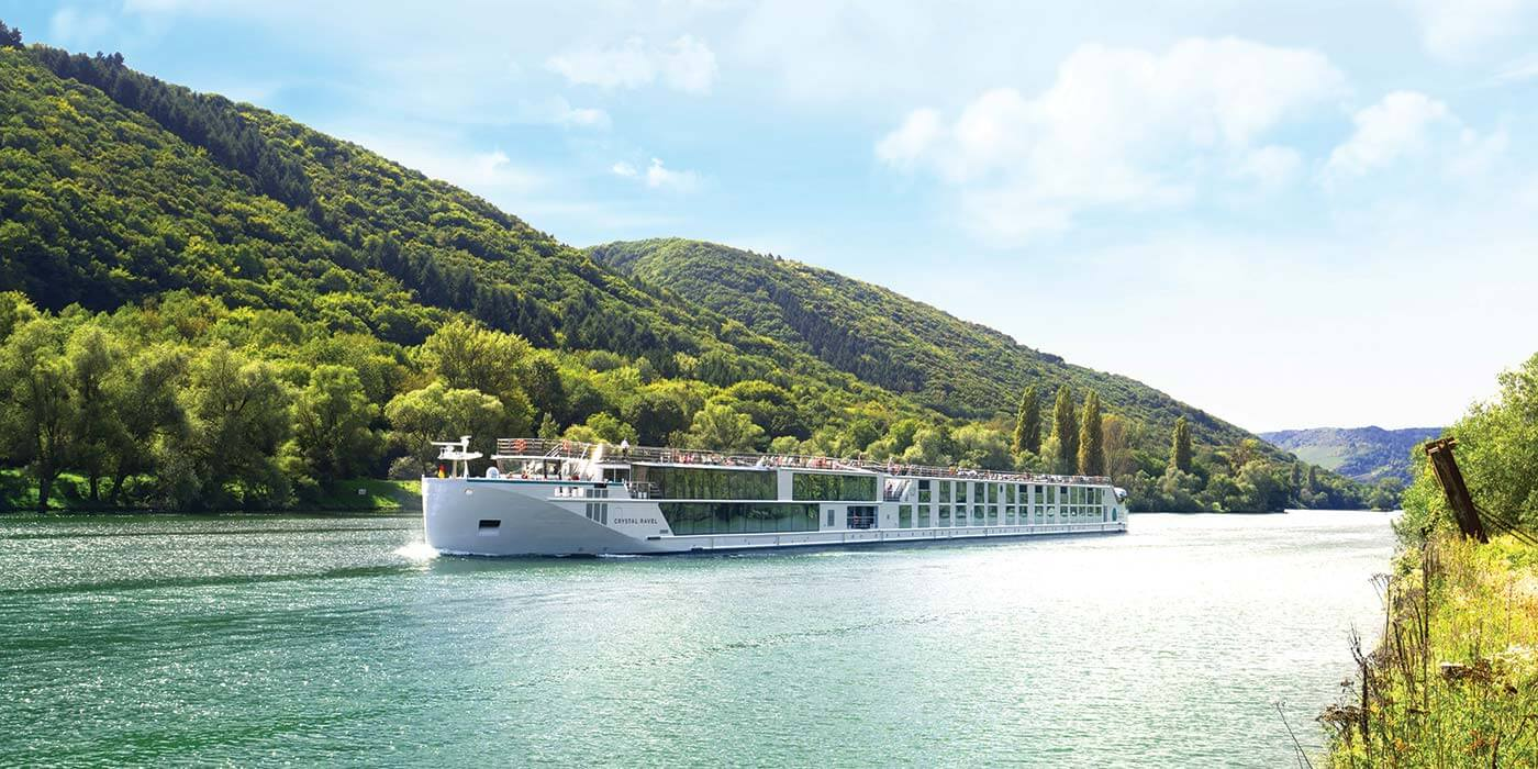 © Werney Beyer/Crystal Cruises, cruise itineraries in 2019
