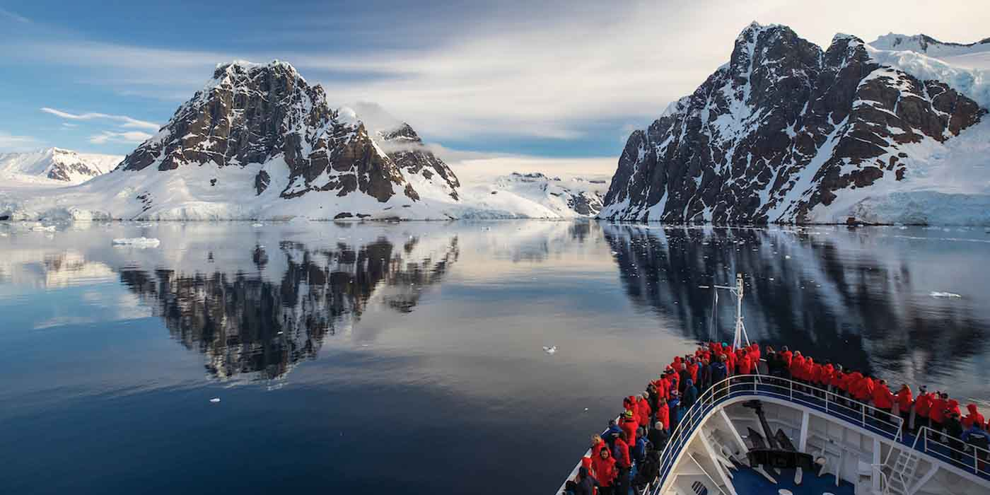 Silversea, Antarctica, bucket list