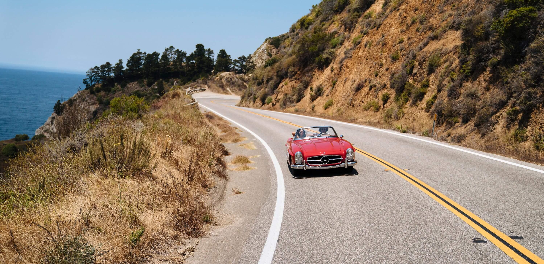Highway 1, Big Sur, California