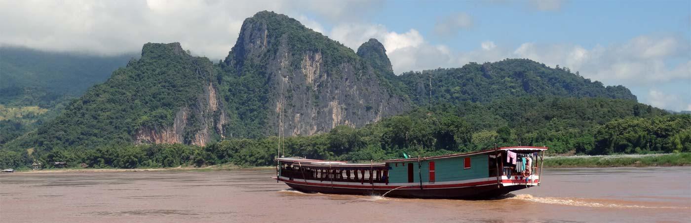 Laos Mekong Lakani