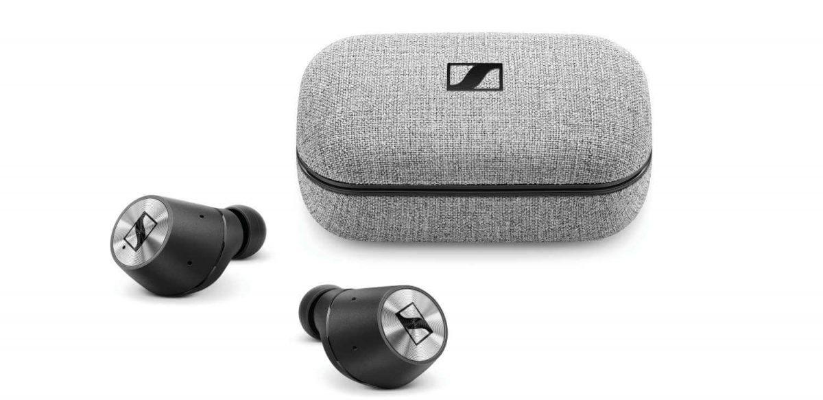Sennheiser MOMENTUM True Wireless premium earbuds