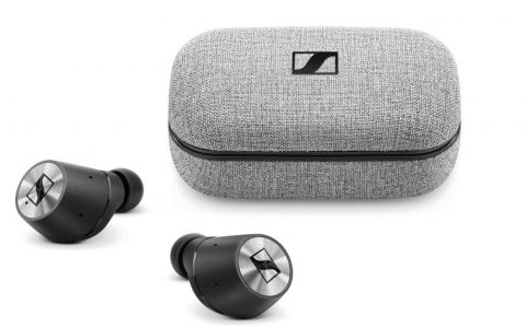 Sennheiser MOMENTUM True Wireless premium earbuds