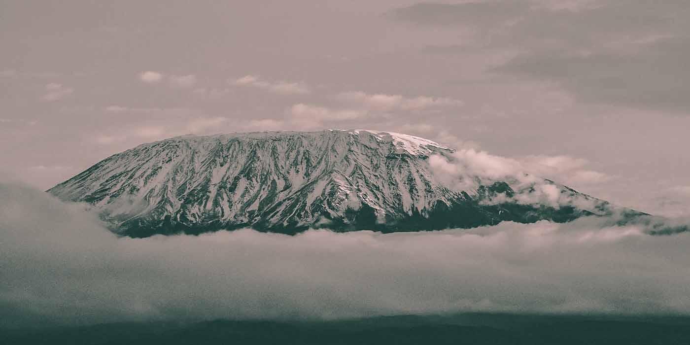 Mount Kilimanjaro, bucket list