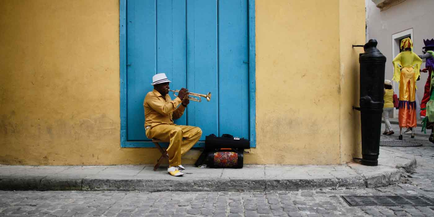 Cuba, bucket list
