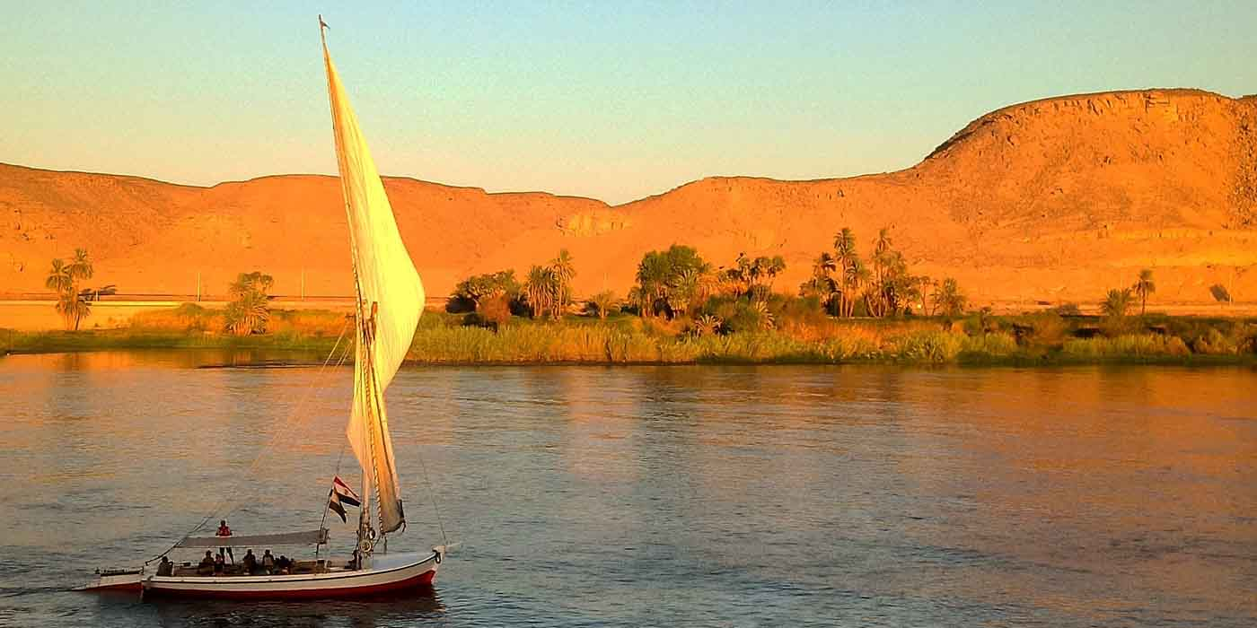 Egypt, Nile, felucca, bucket list