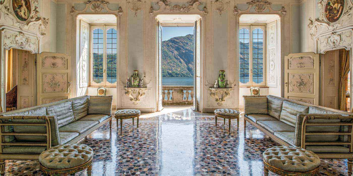 Villa Sola Cabiati, Grand Hotel Tremezzo, Lake Como