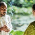 Balinese energy healer